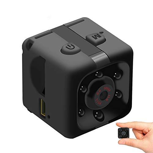BZ Mini 1080p Smart Camera (Free 32GB SD Card & Reader)   Drone or Car Use   Micro Cam Recorder   Motion Detectors   Night Vision   Small HD Portable 24/7   Nanny, Home Security   Surveillance Camera