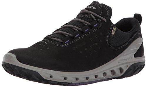 Ecco Biom Venture, Zapatillas Deportivas para Interior para Mujer, Negro (Black/Black), 37 EU