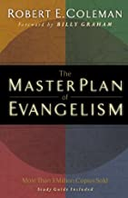 By Robert Coleman - Master Plan of Evangelism, The (annotated edition) (3.2.2006)