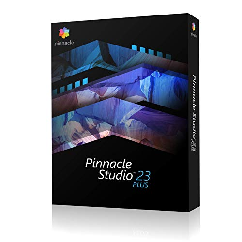 Corel Pinnacle Studio 23 Plus,Box, multilingual