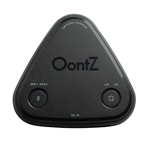 Bluetooth Adapter, Wireless Bluetooth Transmitter, TV Audio, Low Latency, 66 Ft Wireless Range, Works with OontZ Angle 3 RainDance, OontZ Angle 3 Ultra & OontZ Angle 3XL Ultra Bluetooth Speakers