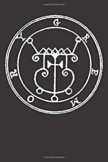 Seal Of Gremory: Blank Lined Notebook, Journal or Diary
