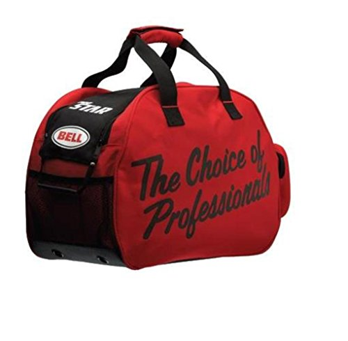 Bell Helmet Bag Zippered, Red