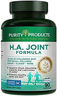 Sponsored Ad - HA Joint Formula - Hyaluronic Acid from Purity Products, 90 Capsules
