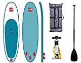Red Paddle Co ISUP Set 10.6' inkl. Paddel Familienboard TenSix Surfer RedAir SUP Board -