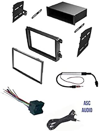 Amazon.com: asc audio car stereo wire harness and antenna ... on mini cooper stereo wiring, jaguar xjs stereo wiring, jeep stereo wiring, audi 80 stereo wiring, dodge charger stereo wiring, acura nsx stereo wiring, volkswagen beetle wiring diagram, car stereo wiring, chevy silverado stereo wiring, mitsubishi galant stereo wiring, dodge intrepid stereo wiring, mercury montego stereo wiring, datsun 510 stereo wiring, nissan 370z stereo wiring,