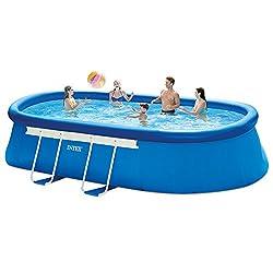 Intex Oval Frame Pool Set Reviews