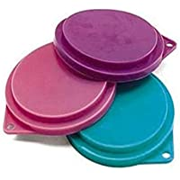 3-Pack Spot Pet Food Can Covers