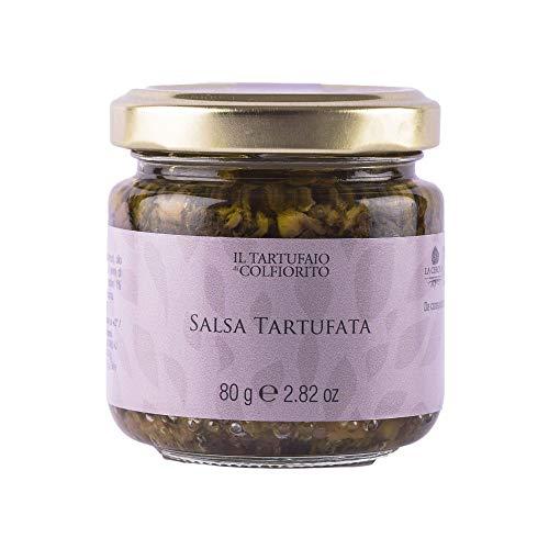 Salsa tartufata - 80 gr - Il Tartufaio di Colfiorito