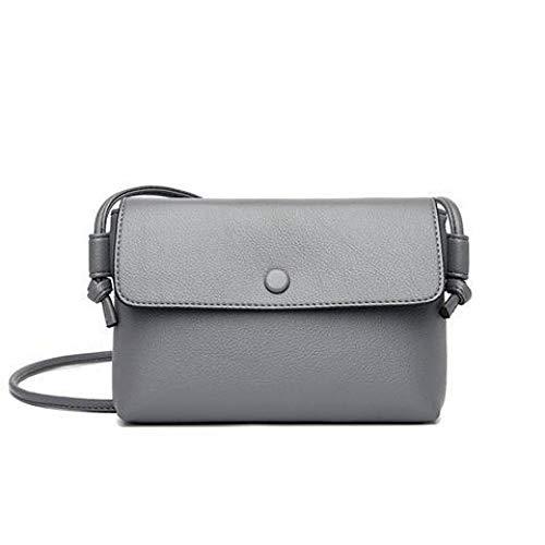 Schaffell Damen Tasche Tofu Tasche 2020 Neue Trend Retro Weiches Leder Kleine Quadratische Tasche One Shoulder Schräge Handtasche Kleine Tasche