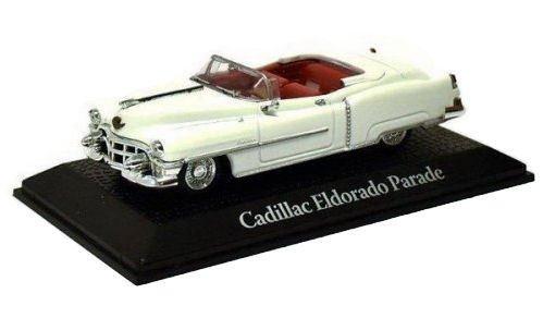 Norev / Atlas MAGPRC608 - 1953 Cadillac Eldorado Parade, Eisenhower, White, 1:43 Die Cast