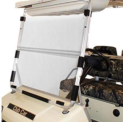 CLEAR Club Car DS Golf Cart Windshield 1982 thru 2000