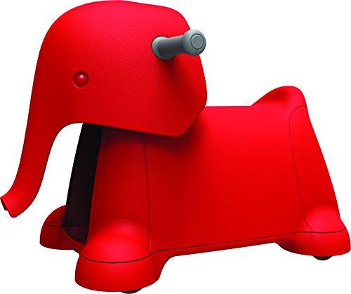 PRINCE LIONHEART Porteur Yetizoo Éléphant Rouge