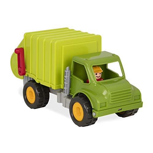 Battat - Garbage Truck with 2...