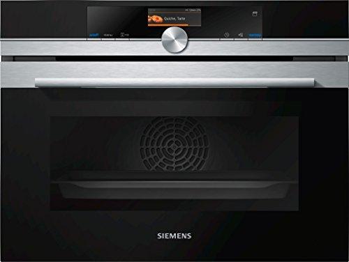 Siemens-lb iq700 - Horno compacto multifunción vapor cs636gbs1 clase de eficiencia energetica a+