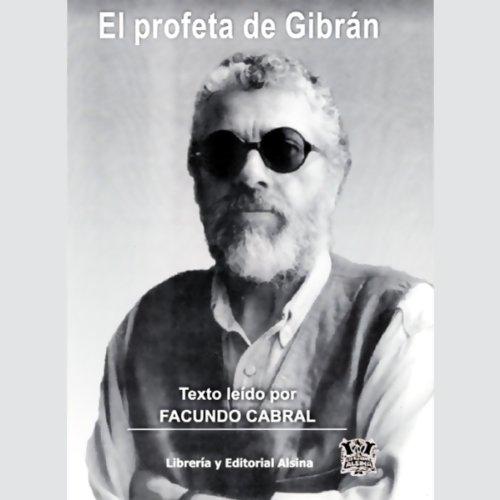 El Profeta de Gibran (Texto Completo) audiobook cover art