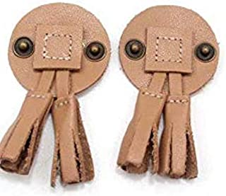 BD Baby Moccasin Shoe Tassel Accessory - Infants&Toddlers, Boys and Girls