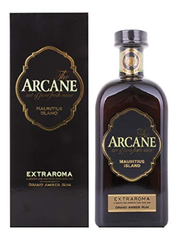The Arcane EXTRAROMA Grand Amber Rum, 40% Vol, 1 x 0,7 l