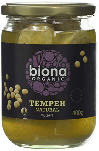 Biona Organic Tempeh, 400 g, (Pack of 6)