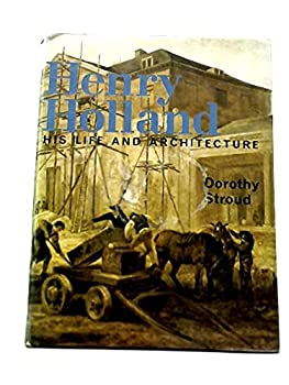 Hardcover Henry Holland: his life and architecture [German] Book