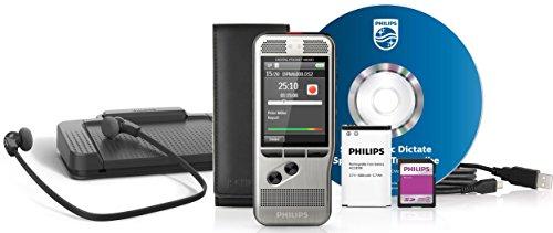 PSPDPM670000 - Philips Pocket Memo Dictation/Transcription Kit
