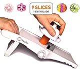 Best Mandolin Slicers - Mandolin Slicer Adjustable Mandoline | Best Seller Hand-Held Review