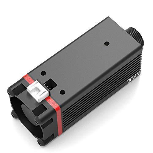 Donci 6000mW 450nm Blue Light Laser Head para Master Series DIY Tallado Máquina de grabado Accesorio de grabador