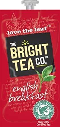 Flavia The Bright Tea Company - ENGLISH BREAKFAST TEA - 140 Drinks Sachets