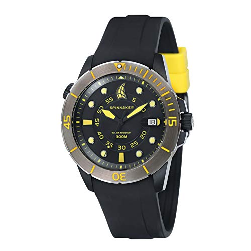 Spinnaker Helium Japanese Quartz Watch - SP-5005-017