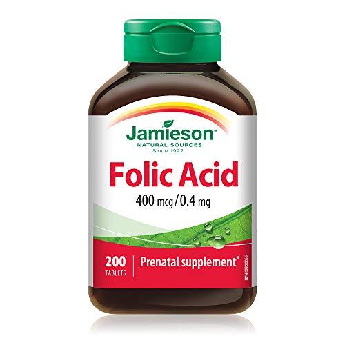 Jamieson Acido Folico, 50 Grammi
