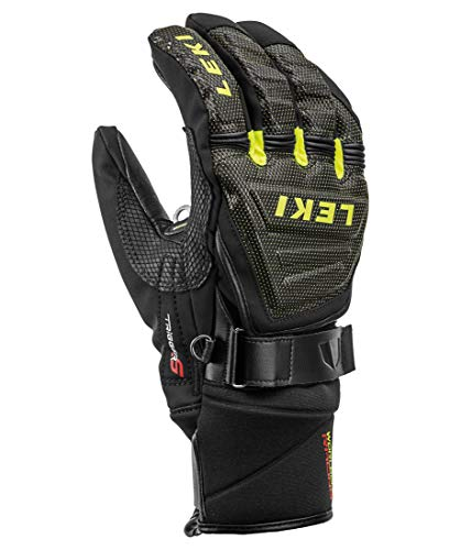 LEKI Goods, schwarz-Ice Lemon, 7.5