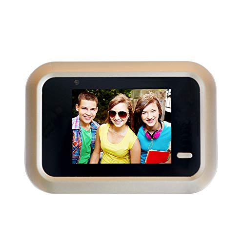 Visual Video Digital timbre mirilla mirilla exterior máquina de aleación de zinc...