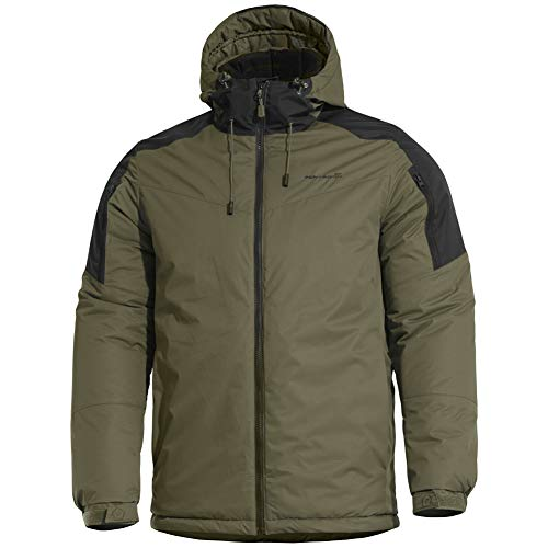 Pentagon Olympus Jacket RAL7013, L, Steingrauoliv