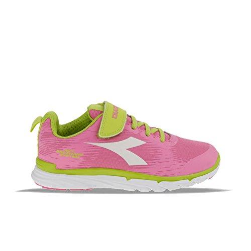Diadora Nj-303RS Jr Zapato de Running Suave–Unisex niño Size: 38.5 EU (5.5 UK) - JR