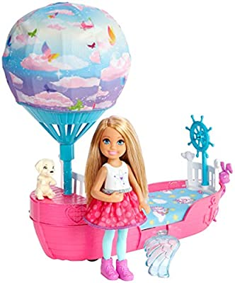Barbie Chelsea Dreamtopia Vehicle