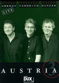 LIVE VOL 1 - arrangiert für Keyboard - (Gitarre) [Noten / Sheetmusic] Komponist: AUSTRIA 3 (AMBROS FENDRICH DANZER)