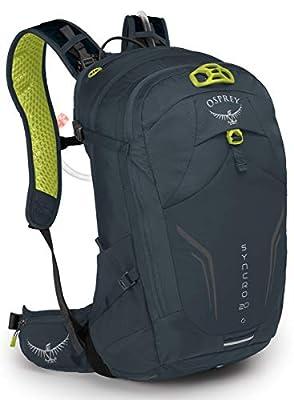 Osprey Syncro 20 Men's Bike Hydration Backpack, Wolf Grey