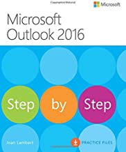 Microsoft Outlook 2016 Step by Step