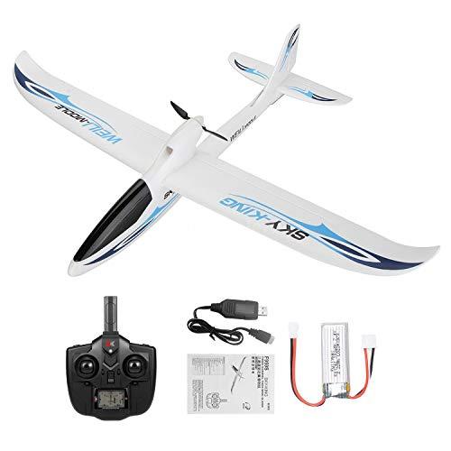 s-idee® 01668 Flugzeug F959 Sky King ferngesteuert mit 2.4 Ghz Technik mit Lipo Akku