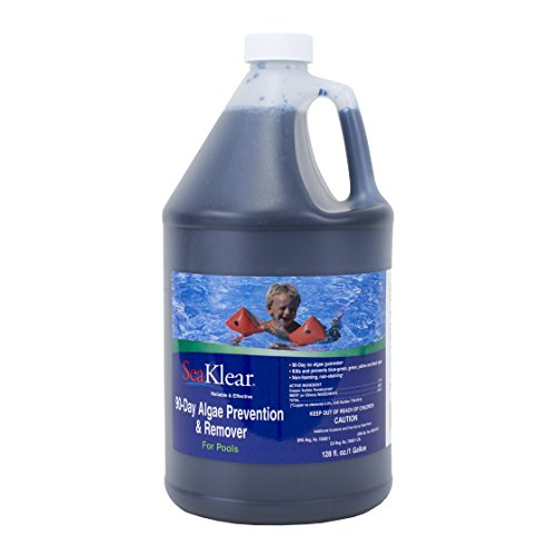 SeaKlear 90 Day Algae Prevention and Remover, 1-Gallon