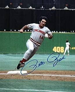 Autographed Signed Pete Rose 8x10 Photo Cincinnati Reds - Certified Authentic