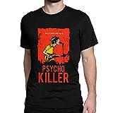 Photo de Talking Heads Psycho Killer T-Shirt, 100% Cotton Tee, Men's Women's Sizes