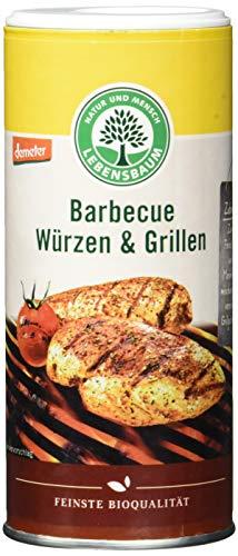 Lebensbaum Barbecue Würzen & Grillen, 125 g