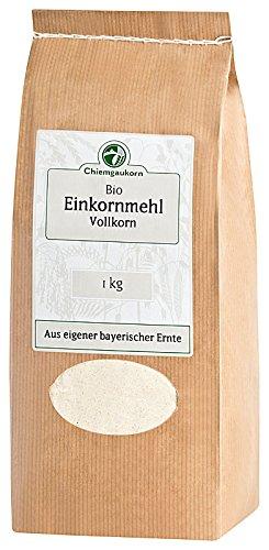 Chiemgaukorn Bio Einkornmehl Vollkorn 1 kg