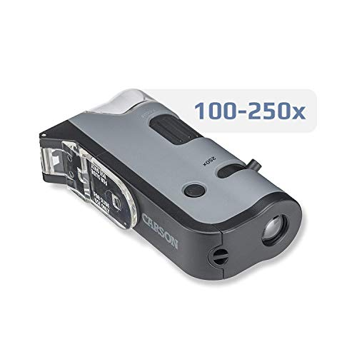 Carson MicroFlip MP-250 Taschenmikroskop Erfahrungen & Preisvergleich