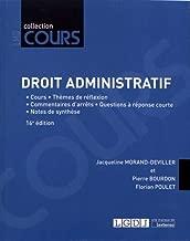 droit administratif cours