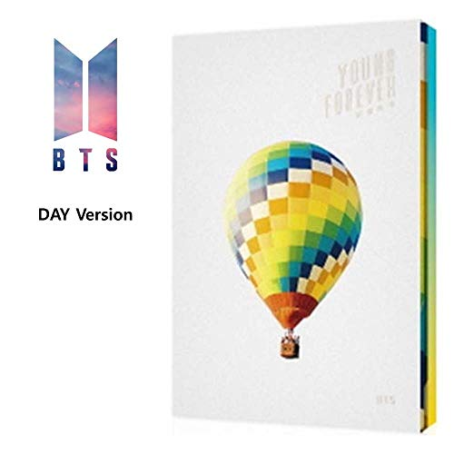 BTS Young Forever (Day Version) In The Mood For Love Special Bangtan Boys Album 2 CDs+Poster+Photobook+Polaroid Card+Gift (Extra 6 Photocards Set)