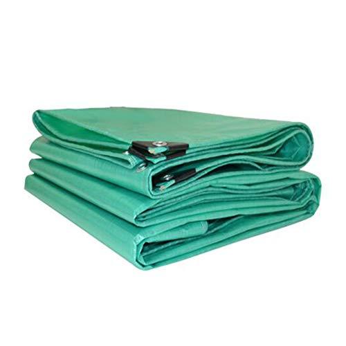 Dall bâche Bâches Résistant À l'usure Protection Solaire Imperméable 180g / ㎡ Taille Multi (Couleur : Vert, Taille : 4*×m)