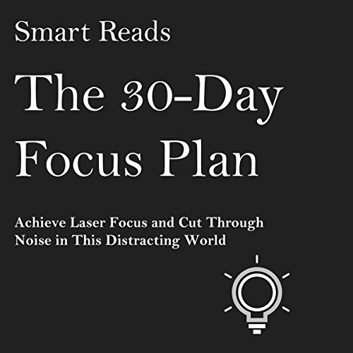 The 30-Day Focus Plan cover art