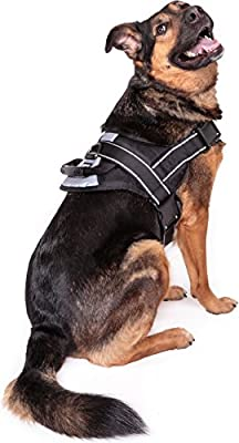 Friends Forever Big Dog Relfective No Pull Harness